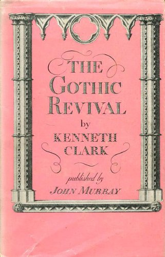9780719502330: Gothic Revival: An Essay in the History of Taste