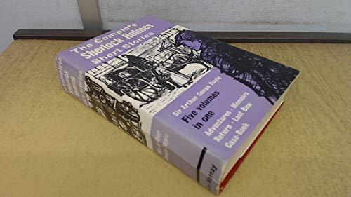 Sherlock Holmes: Complete Short Stories: Doyle, Sir Arthur