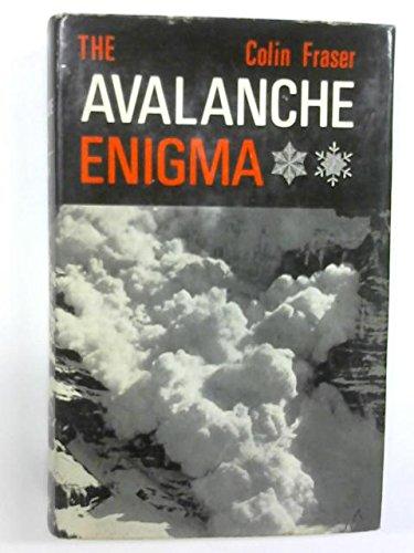 9780719504655: Avalanche Enigma