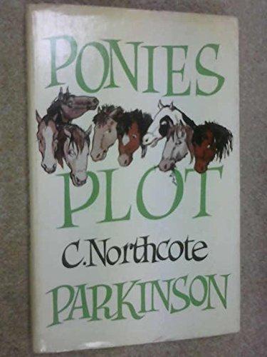 9780719510564: Ponies Plot