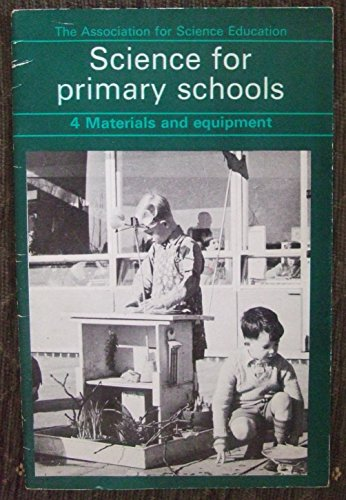 9780719512469: Science for Primary Schools: Materials and Equipment Pt. 4
