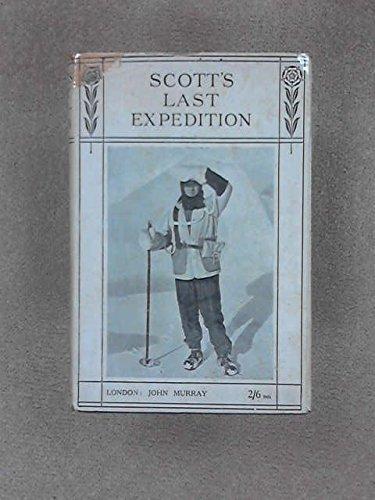 9780719512674: Scott's Last Expedition