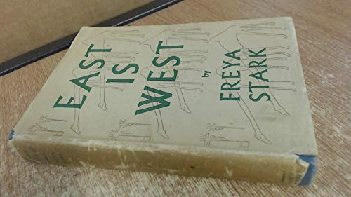 East Is West (0719513243) by Stark, Freya