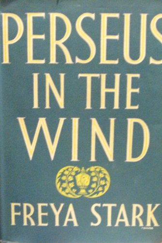 9780719513251: Perseus In The Wind