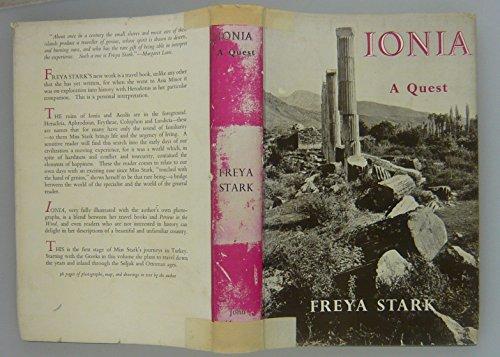 9780719513305: Ionia: A Quest
