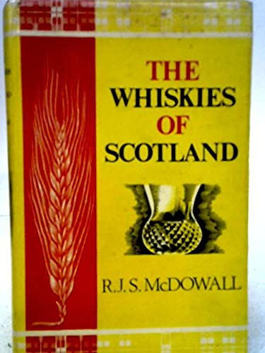 9780719517259: The Whiskies of Scotland