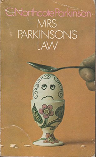 9780719519284: Mrs. Parkinson's Law