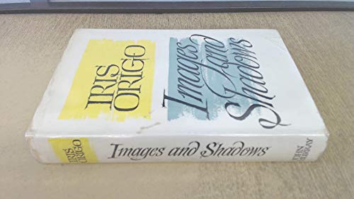 9780719521577: Images and Shadows: Part Of A Life