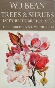 Trees and Shrubs Hardy in the British Isles (Volumes 1, 2, 3, 4)