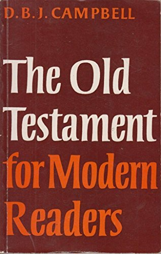 9780719522741: The Old Testament for modern readers