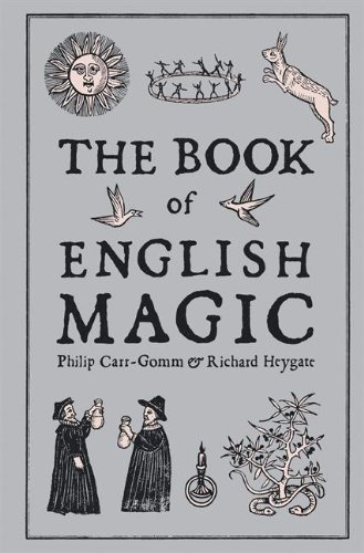 9780719524127: THE BOOK OF ENGLISH MAGIC