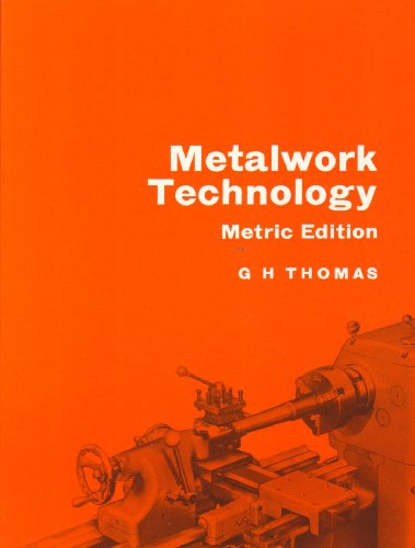 9780719526541: Metalwork Technology