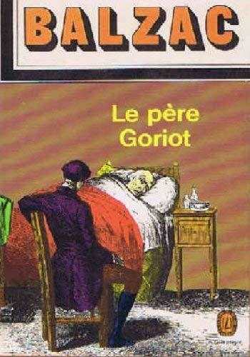 9780719526589: Le Pere Goriot (Easy Reader)