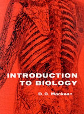 Introduction to Biology: Mackean, D. G.