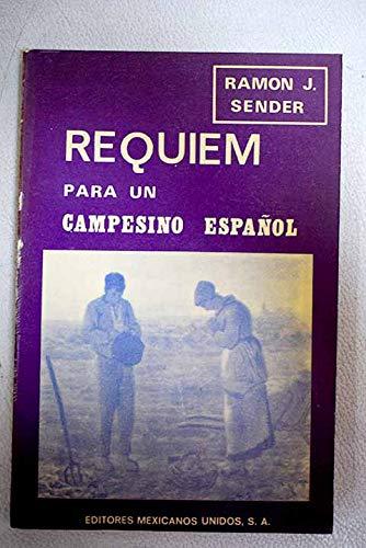 9780719529061: Requiem por un Campesino Espanol (Easy Reader)