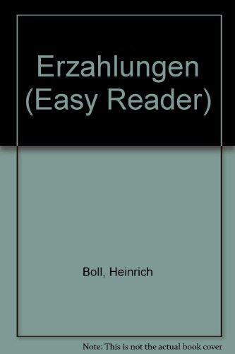 9780719529900: Erzahlungen (Easy Reader)