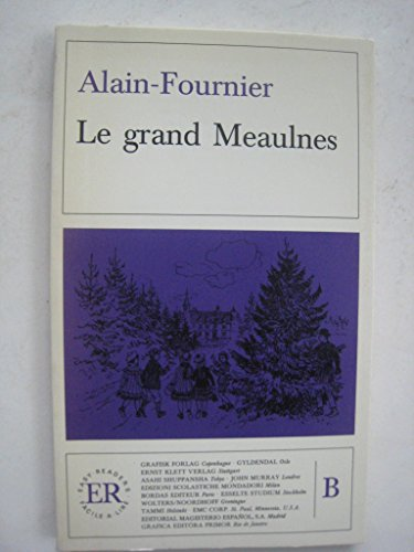 Le Grand Meaulnes (Easy Reader) (French Edition): Fournier, Alain-
