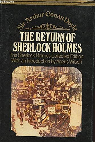 9780719530159: Return of Sherlock Holmes