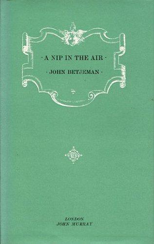 Nip In The Air: John Betjeman