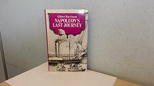 9780719532931: Napoleon's Last Journey