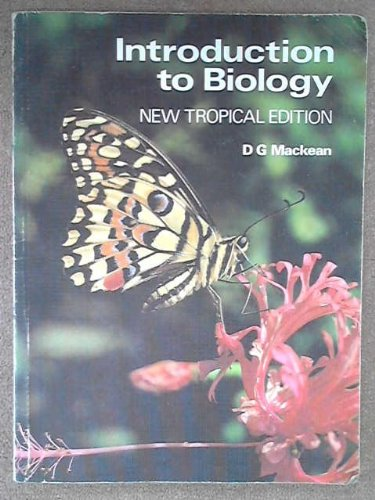 9780719533082: Introduction to Biology