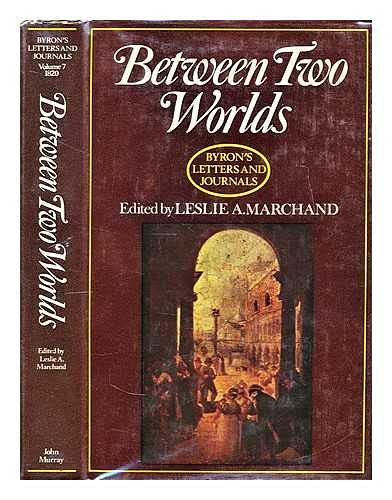9780719533457: Letters and Journals: 1820, Between Two Worlds v. 7