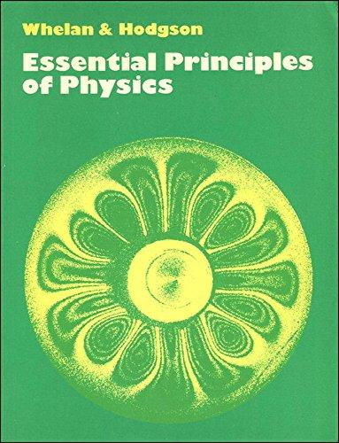 9780719533822: Essential Principles of Physics