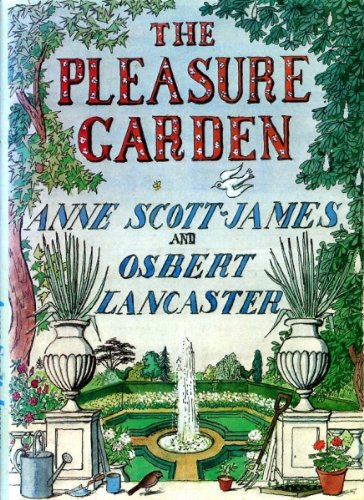 9780719534386: The pleasure garden: An illustrated history of British gardening