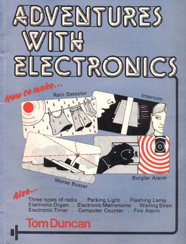 9780719535543: Adventures with Electronics