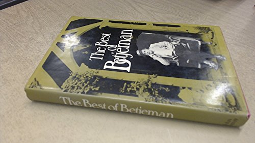 9780719535550: The Best of Betjeman
