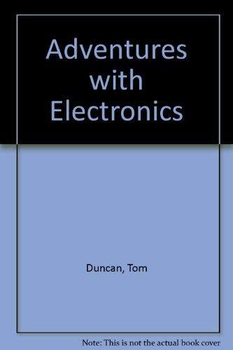 9780719535666: Adventures with Electronics