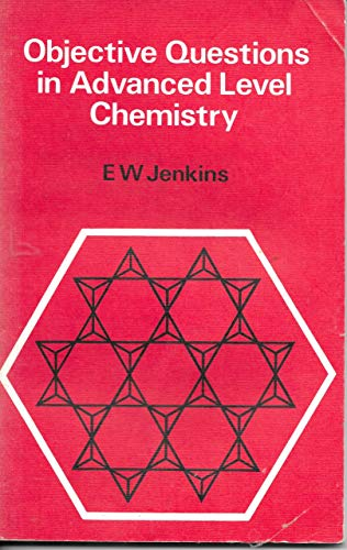 9780719535840: Objective Questions in Advanced Level Chemistry