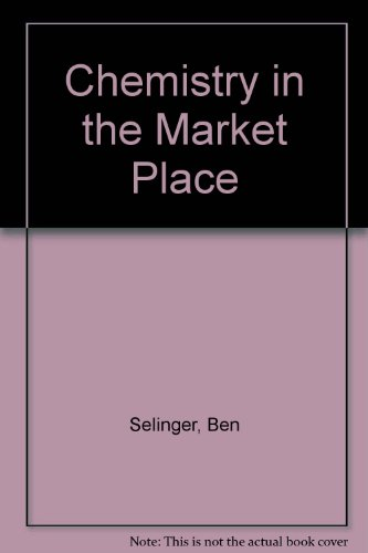 9780719536175: Chemistry in the Market Place