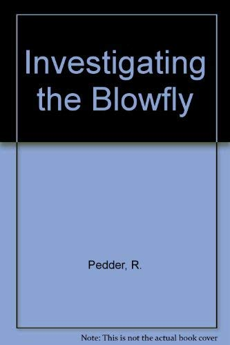 9780719537097: Investigating the Blowfly