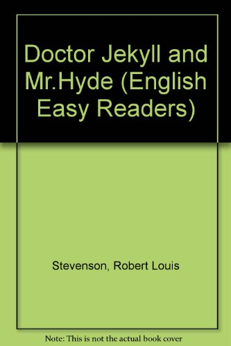 9780719538100: Doctor Jekyll and Mr.Hyde (English Easy Readers)