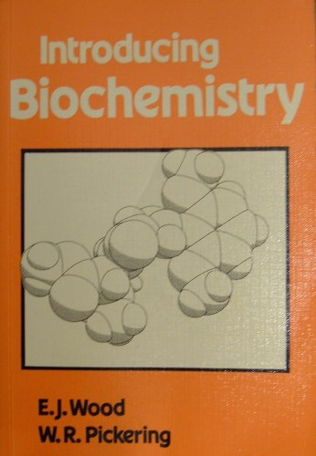 9780719538971: Introducing Biochemistry