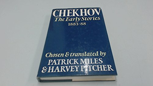 9780719539367: Chekhov: The Early Stories, 1883-88