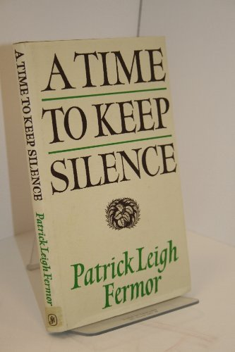 9780719539633: A Time to Keep Silence