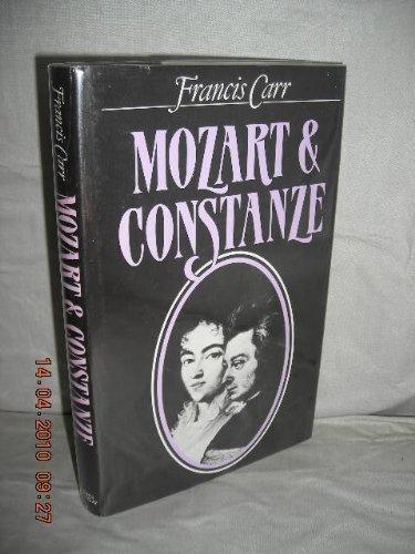 9780719540912: Mozart and Constanze