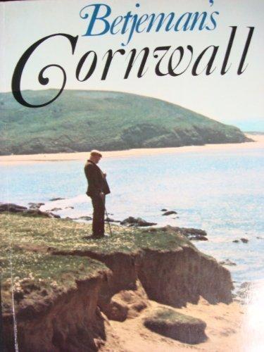 9780719541063: Betjeman's Cornwall
