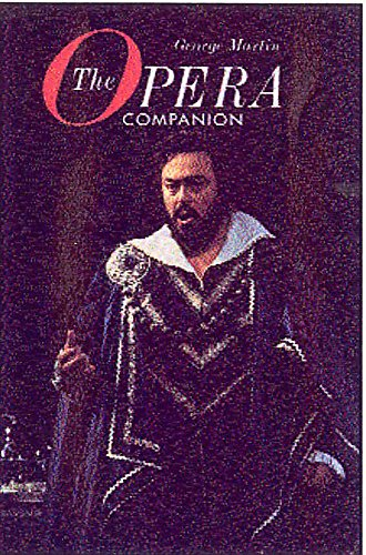 9780719541100: The Opera Companion