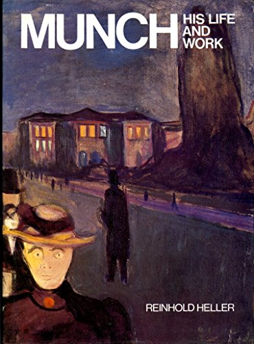 9780719541162: Munch: His Life and Work