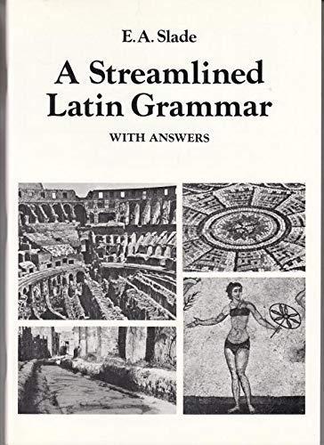 9780719541506: Streamlined Latin Grammar: w. Workbk