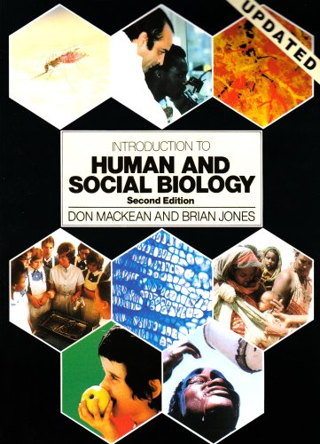 9780719541674: Introduction to Human and Social Biology