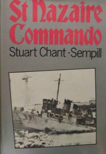9780719542114: St. Nazaire Commando