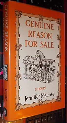 9780719542121: Genuine Reason For Sale