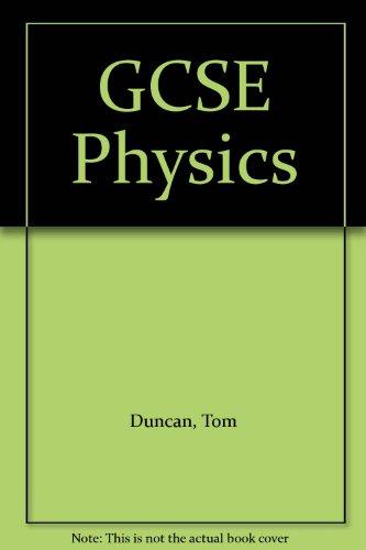 9780719542329: GCSE Physics