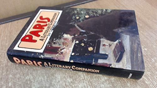 Paris: A Literary Companion: Littlewood, Ian