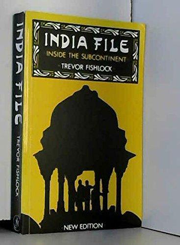 9780719543890: India File
