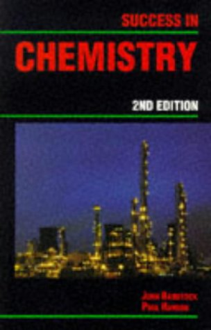 9780719544484: Success in Chemistry (Success Studybooks)
